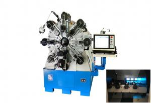 Quality Twelve Axes CNC Spring Machine for sale