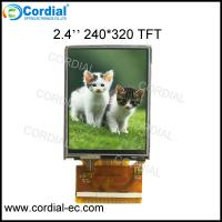 2.4 inch TFT LCD MODULE CT024BHJ15