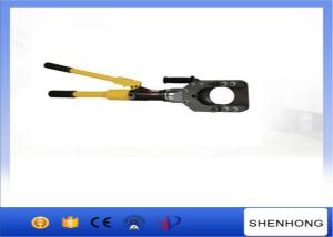 China Manual Hydraulic Cable Cutting Tools CPC-85 For Cutting Cu /Al Cable Max Φ85mm on sale