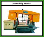 Máquina de sawing da faixa