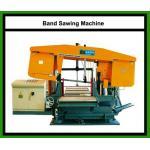 バンド鋸引き機械