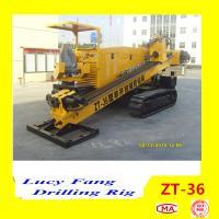 China Hot Multi-functional ZT-36 Water Pipe Laying Horizontal Directional Drilling Machine