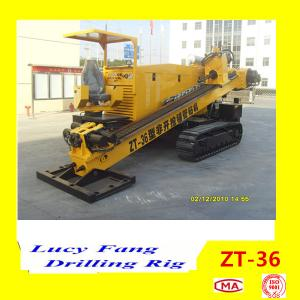 China China Hot Multi-functional ZT-36 Water Pipe Laying Horizontal Directional Drilling Machine on sale