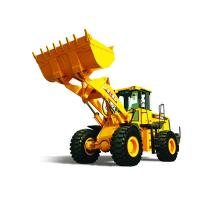 China Strong Structure LW500KN Wheel Loader Earthmoving Machinery Long Service Life on sale
