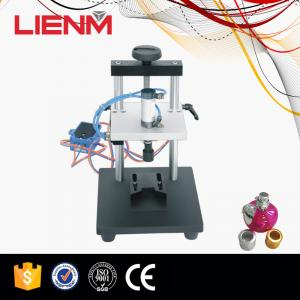China Guanghzou Factory High Quality Perfume Collaring Machine for Ring-cap on sale