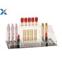 Custom Acrylic Display Stands Pmma Lipstick Display Holder Plexiglass Lip Gloss Display