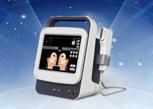 China 5 Cartridge Hifu Wrinkle Remove Face Lift  Machine For Skin Tightening , Weight Loss Machine on sale