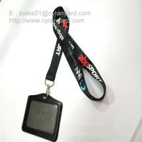 China Custom sublimated full color neck lanyards wholesale cheap pricing on sale