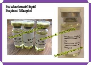 Premixed Steroid Injection Oil Propionat 100 / Testosterone