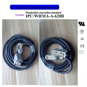 China 09140123001 Harting connector and cable-assembly Custom processing on sale