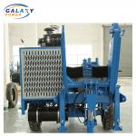 77kw 103hp 60KN Transmission Line Equipment With 7 Groove Number