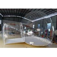 Indoor / Outdoor Inflatable Event Tent Romantic For Exhibition