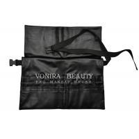 Black Cosmetic Makeup Brush Apron Waist Bag Artist Belt Strap Holder  Toolbelt 95528e3c63e73
