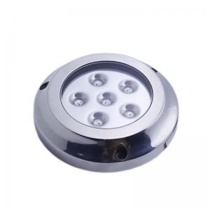 China 12V IP68 Underwater Boat LED Light  36W RGBW LED Marine Lights on sale