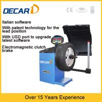 Italian software WB220 auto wheel balancer