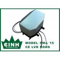 AC 12V Laboratory Vacuum Pump / Diaphragm Vacuum Pump For Ozone Generator