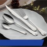 NC 77の等置かれる良質のステンレス鋼の平皿類一定24pcs set/36pcs set/48pcs