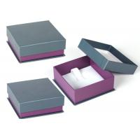 Women Jewellery Presentation Boxes , High End Custom Jewelry Gift Boxes