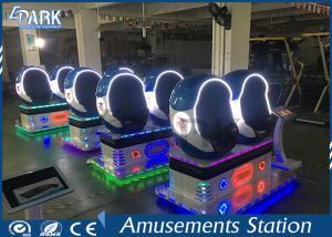China Dynamic Virtual Reality 9D VR Simulator Cinema China Manufacturer on sale
