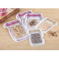 China Plastic Shaped Pouch Laminated Special Shaped Eco - Friendly For Cookies Candy on sale