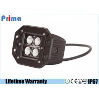 Cree 16W Off Road Work Lights , Flood / Spot Waterproof IP67 Jeep Led Work Lamp
