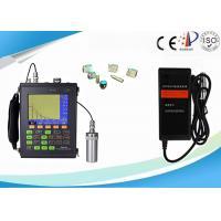 Eddy Metal Auto Handheld Ultrasonic Flaw Detector NDT High Precision