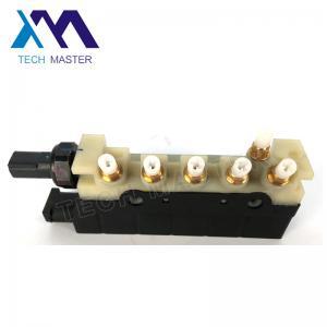 China Auto parts Air Suspension Compressor Repair Kits For Mercedes Benz W220 / Air Valve Block OEM A2203200104 on sale