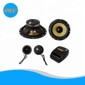 China 6.5 2-way car audio China car Component Speaker on sale