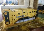Eddie Series Hydraulic Rock Breaker Price For PC400 PC450 Komatsu Excavator
