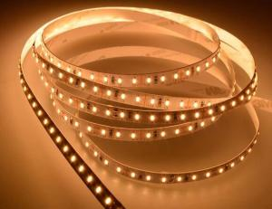 China Epistar SMD RGB Led Tape Light Colour Changing 12W/M With 5 Meters , FPC Body Material on sale