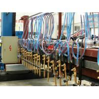 Horizontal Gantry CNC Flame Plasma Cutting Machine / Sheet Metal Cutting Machine