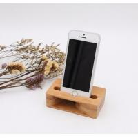 Craft Wooden Wireless Speaker / Voice Amplifying Base Enterprise Customization Supported