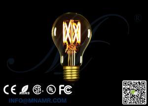 China 6W A19 LED Edison Bulb for Vintage Wrought Iron Light Loft Style Creative Pendant Lamp on sale