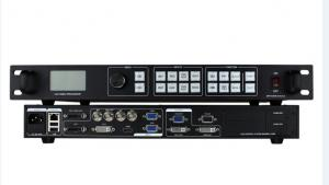China professional AMS-LVP913US usb and sdi led video wall controller as nova vx4 stadium led advertising for rgb led wall on sale