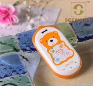 China Tracker, Elder Traker Bear Mould 2-way Talking , Kid/child Gps Tracker, on sale