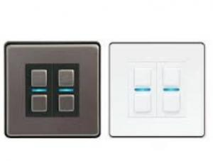 China Home Office 500W Dimmable Smart Switch Touch To Control Light Brightness on sale