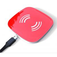 Quick Portable Wireless Phone Charger Pad Ultra Slim QC3.0 For IPhone X / 8