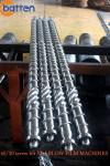Single Screw Barrel for YE I Blown Film Line / 65/30 screw barrel for YE I Blowing extruder machinery