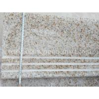 Popular Rusty Beige Granite Products,G682 Granite Stairs, Stairs Case, Riser Tiles