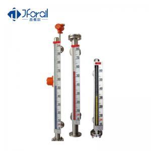 China Diesel Fuel Tank Level Gauge Flange Liquid Level Transmitter Water Level Indicator on sale