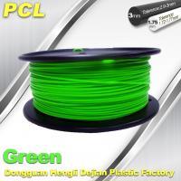 China PCL low temperature filament, 0.5kg/ roll ,1.75 /3.0mm, DEJIAN factory on sale
