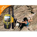 Perseguidor mega de Bluetooth GPS G/M do pixel da tela 2 da cor de GK3537 3.7vDC/2000mAh 2,4