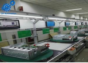 China Easy Operation Automated PCB Assembly Machine Accurate Stable Conveying Speed on sale