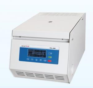 China 10 Rotors Table Top Centrifuge Machine , Molecular Science Clinical Lab Centrifuge on sale