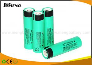 China NCR18650A Lithium Ion Battery 18650 Cell 500 Times Cycle Life on sale