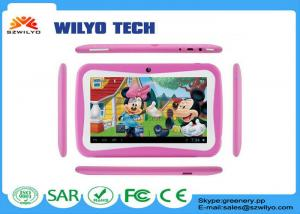 China High Resolution Kids PC RK3126 7 Inch Android Tablet Android 5.1 Support Wifi on sale