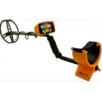 Professional High frequency ground search gold metal detector with Double D searchcoil