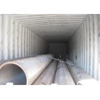 Hot Rolled Seamless Hot Rolled Pipe Alloy Steel High Pressure Boiler Application