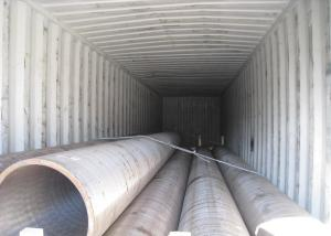 China Hot Rolled Seamless Hot Rolled Pipe Alloy Steel High Pressure Boiler Application on sale