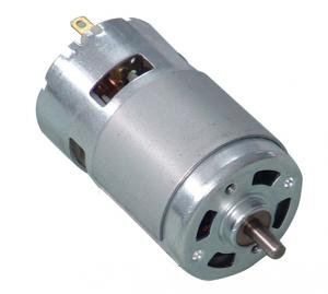 60RPM 25Nm Stall torque Treadmill dc motor 60W (NCR 404854) for seat system